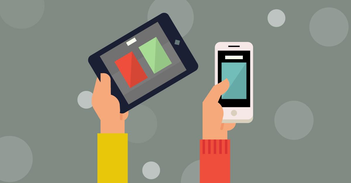 Come accedere alle copie digitali da app mobile